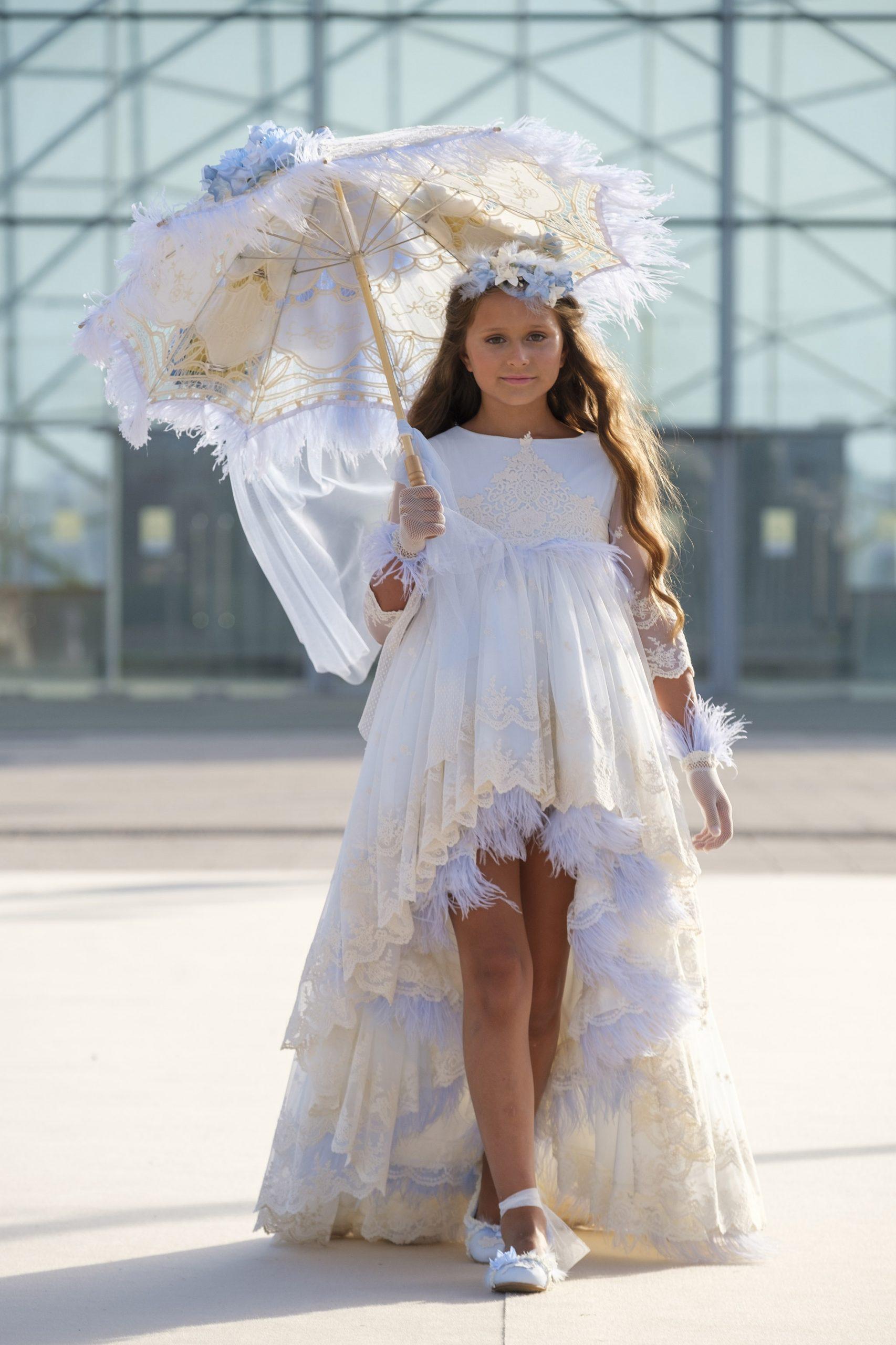 Vestido de comunión Fimi 2021 Mercedes de Alba